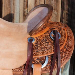 Ken McNabb Saddles